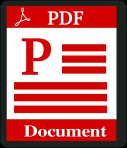 logo pdf pour lien sur fichier en téléchargement